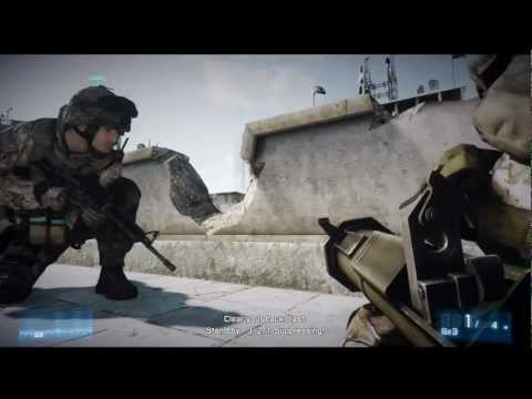 TRIO DE PUNCH reseña BATTLEFIELD 3 review