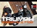 Triumph Bonneville T100 2017: Prueba Moto Neoclásica