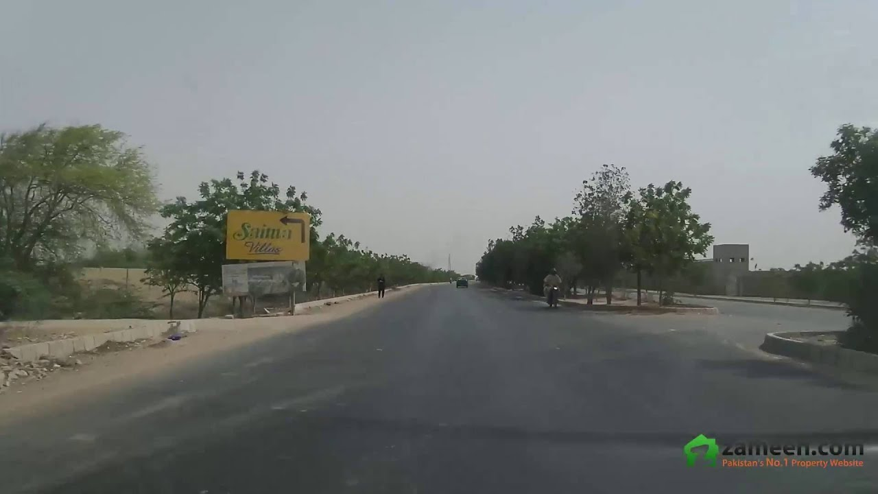 400 sq yards residential plot for sale in sachal sarmast town