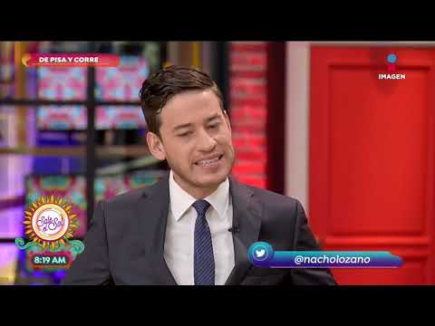 Del debate y la boda real... Nacho Lozano nos cuenta De Pisa y Corre | Sale el Sol