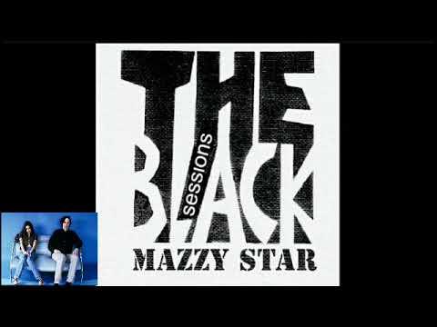 MAZZY STAR - Black Session,Paris - 1993