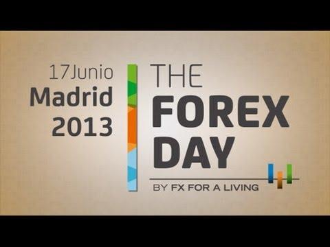 The Forex Day, 17 de junio en Madrid