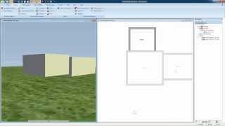 Visual Building Tutorial - Split Level Buildings