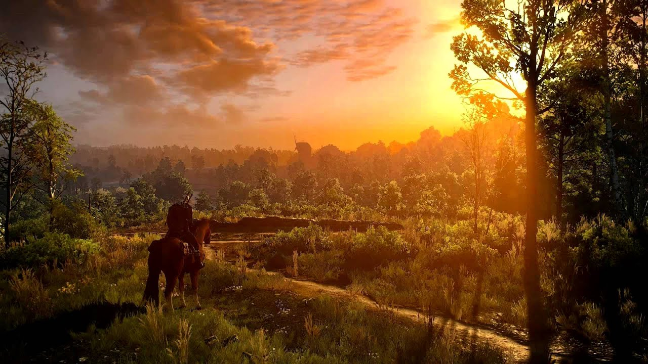 the witcher 3 wild hunt the hunters path extended
