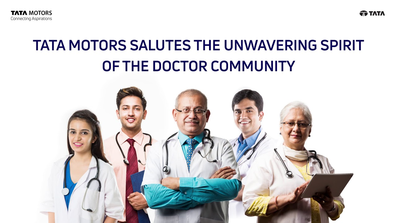 Tata Motors | Doctor's Day