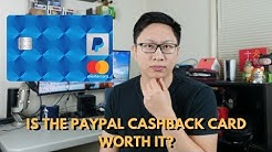 Why the PayPal 2% Cashback Mastercard is Overrated