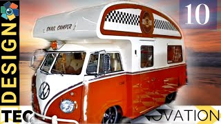 10 Vintage Campers Restorations That'll Take you back in Time