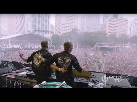 Galantis - LIVE at Ultra  Festival 2017