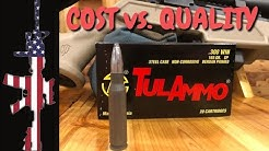 TULA .308 Ammo Review - IT IS WORTH A LOOK