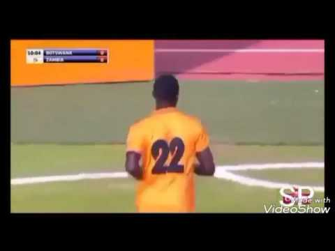 Botswana Vs Zambia COSAFA CUP 2017 Highlights