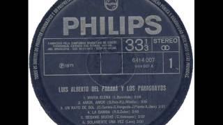 Luis Alberto Del Paraná Y Los Paraguayos - Solamente Una Vez