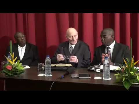 2017-11 - Press Conference - Yaounde - english/french