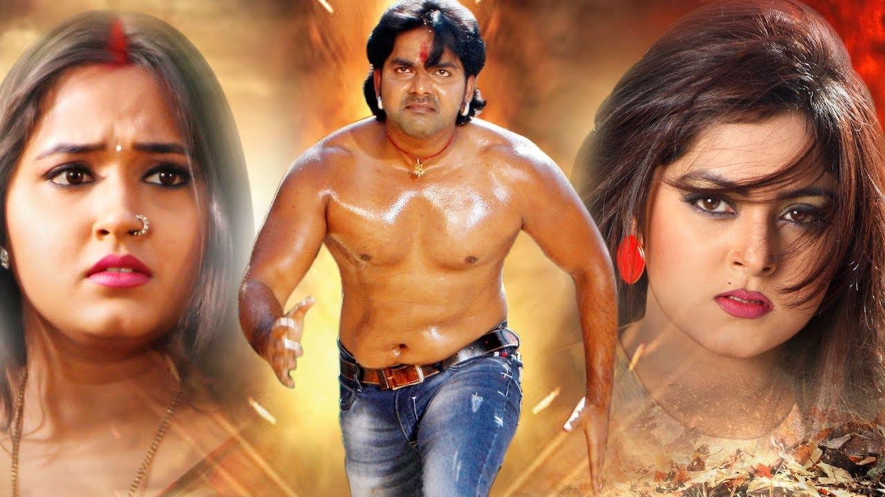 Pawan Singh Ki Best Action Film 2018| Pawan Singh ,  Kajal Raghwani, Anjana Singh