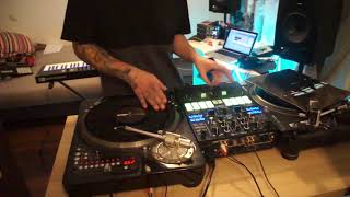 DJ CHINMACHINE - RUSSIA IDA WORLD ONLINE SCRATCH BATTLE 2018