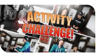 ACTIVITY CHALLENGE! MIT INSCOPE21,UNSYMPATHISCHTV & BARID