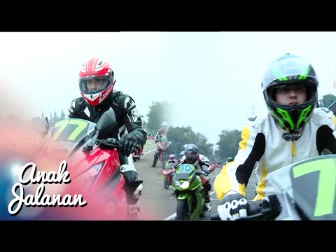 Bertarung Di Balap Boy VS Alex [Anak Jalanan] [27 April 2016]