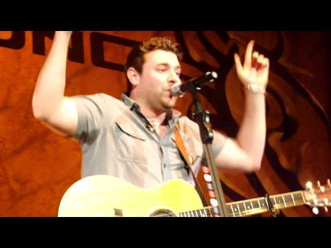 Chris Young - Lost - in Rockford January 12, 2012