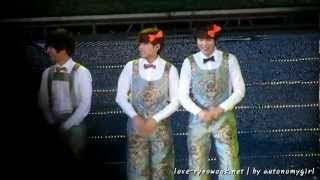 [fancam] 120427 SS4 Indonesia Day 1 - Doremi (Ryeowook focus)