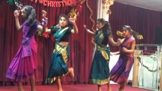 Tamil Christian Dance 2014- CHRISTMAS