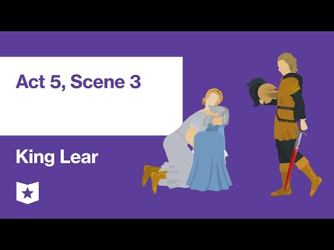 King Lear By William Shakespeare | Act 5, Scene 3