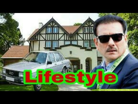 Ravi Shastri (Indian Coach) Income, House, Cars, Luxurious Lifestyle & Net Worth,Biography 2017