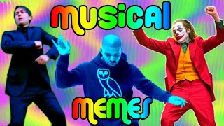 Musical Memes Compilation | You Groove You Lose