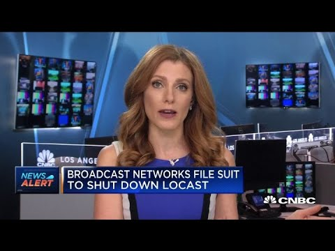Broadcast Networks File Suit To Shut Down Locast