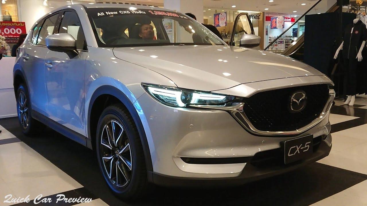 Mazda 3 Skyactiv >> Quick Preview : 2019 Mazda CX-5 Diesel 2.2 XDL AWD Skyactiv-D - YouTube