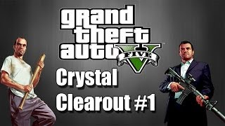 GTA 5 - Crystal Clear Out w/ StalkinYoMoma #1 (Multiplayer)