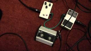 Pedal Demo - BYOC Tremolo Clone