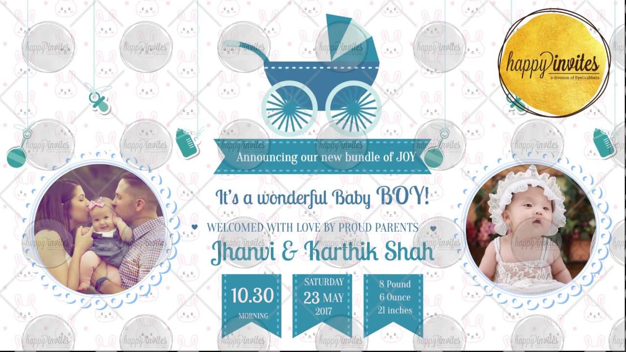 Baby boy naming ceremony invitation card cogimbo naming ceremony invitation cards in marathi linksof london us stopboris Images