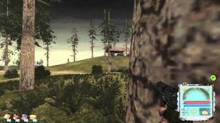 Прохождение S.T.A.L.K.E.R. Мёртвый город # 1 Зомби и вертолёты