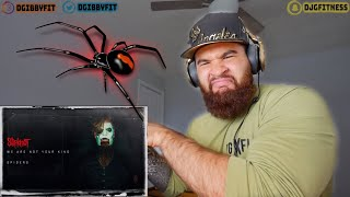 SLIPKNOT - SPIDERS (We Are Not Your Kind) - FIRST REACTION!