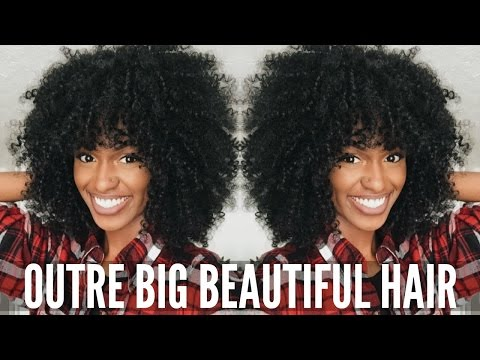 Baixar Outre 4A Kinky Big Beautiful Hair Unboxing and Review!