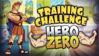 NOWE WYZWANIE HERO ZERO  TRAINING CHALLENGE
