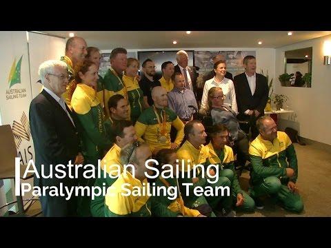 All Conquering Rio Australian Olympic Sailing Team