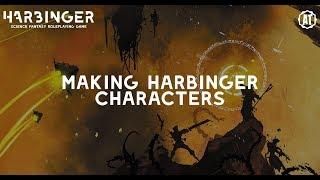 Making Harbinger Characters! (Sci-fi/Fantasy D&D)