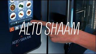 Обзор пароконвектоматов ALTO-SHAAM