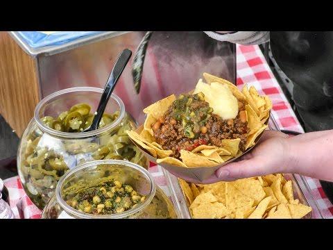 The Spicy Nachos of Camden Market. London Street Food
