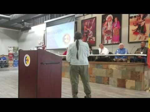 Comanche Nation General Council 2017