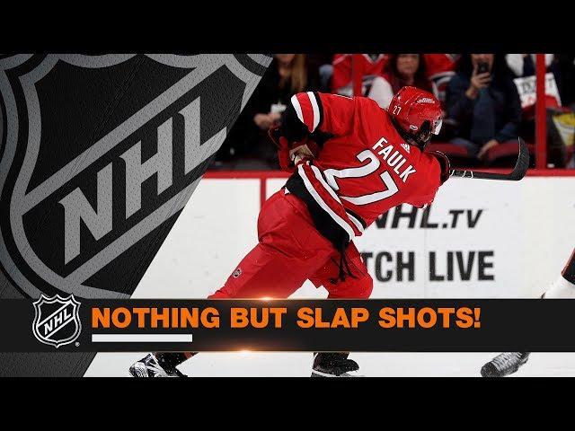 The Best Slap Shot Goals from Week 4