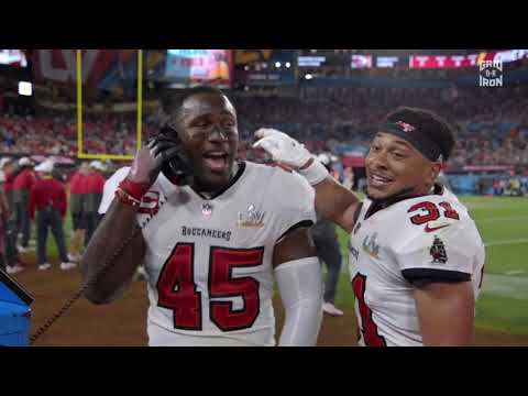 Chiefs vs Buccaneers best Mic'd up Moments from super bowl 55