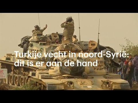 Dit is er aan de hand in Syrië, Turken en Koerden vechten om Afrin - RTL NIEUWS