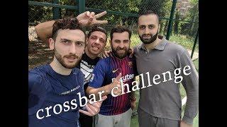crossbar challenge-ი ჩემპიონთან / ლევან კვარაცხელიასთან, NikoLoz31-თან და გიორგი ვასაძე- სთან ერთად