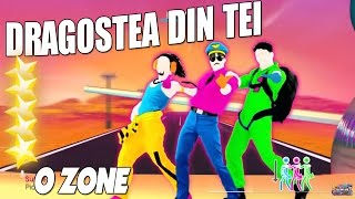 🌟 Just Dance 2017: Dragosted Din Tei by O-Zone 🌟