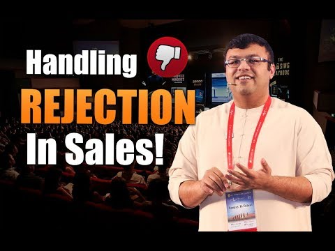 How to handle Rejection in Sales | Objection Handling In Insurance | Dr Sanjay Tolani
