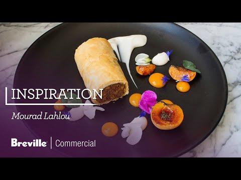 Mourad Lahlou Makes Duck Basteeya With Créme Fraîche And Apricots