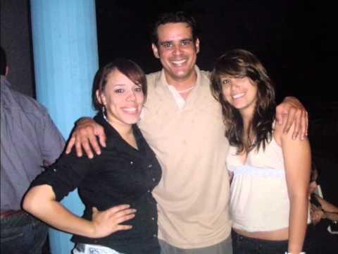 With my babies  Rafael Eduardo Robert Colon Bebe