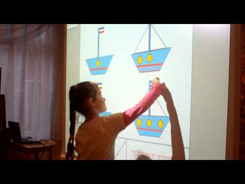 Интерактивная доска Panaboard в детском ...: www.youtube.com/watch?v=WcrDBs1dwXw