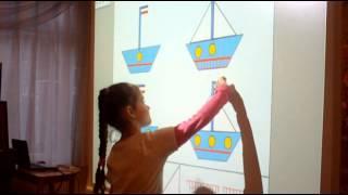 Интерактивная доска Panaboard в детском саду 1556